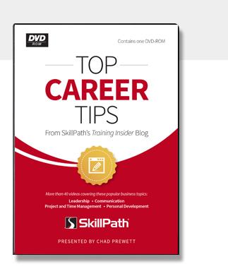 TOP CAREER TIPS From SkillPath's Training Insider Blog
