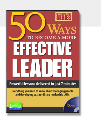 50 Ways To Become A More Effective Leader Skillpath